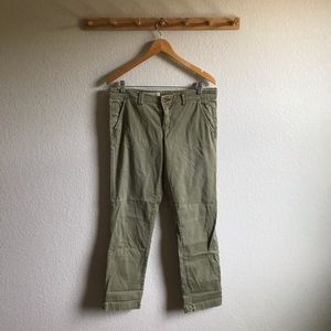 Anthropologie Chino Pants